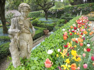 Springtime at the Villa I Tatti