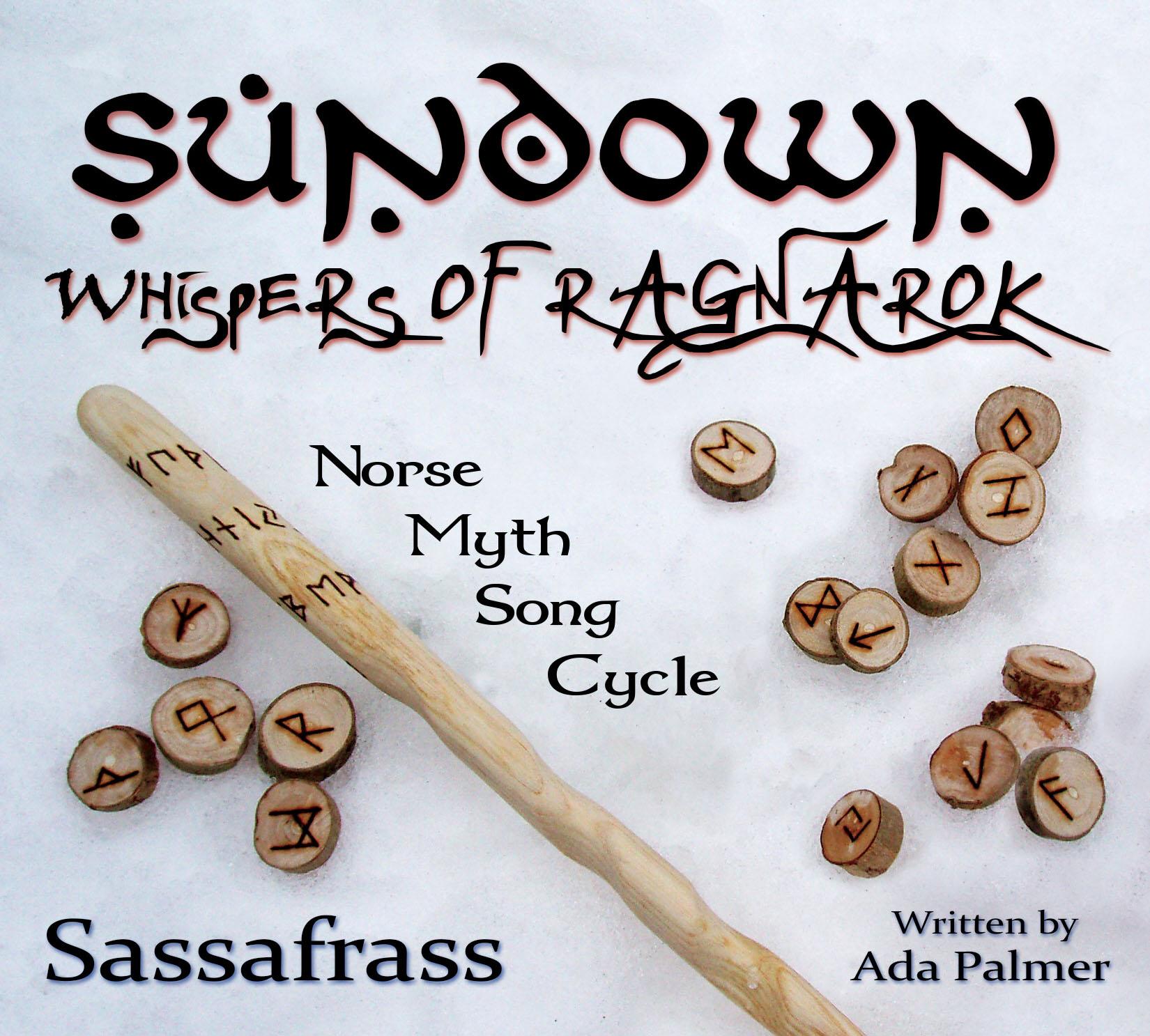 Sundown: Whispers of Ragnarok (Cast Recording) - Ada Palmer